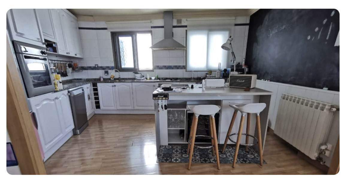acheter appartement atico tarragone cuisine