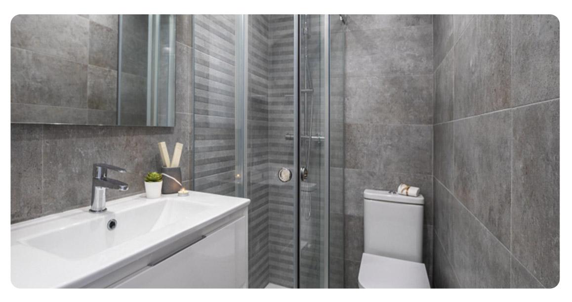 acheter appartement atico tarragone segur de calafell salle de bain