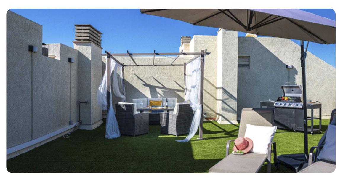 acheter appartement atico tarragone segur de calafell terrasse 2