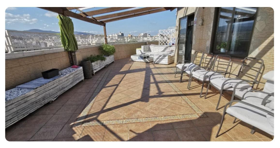 acheter appartement atico tarragone terrasse 1