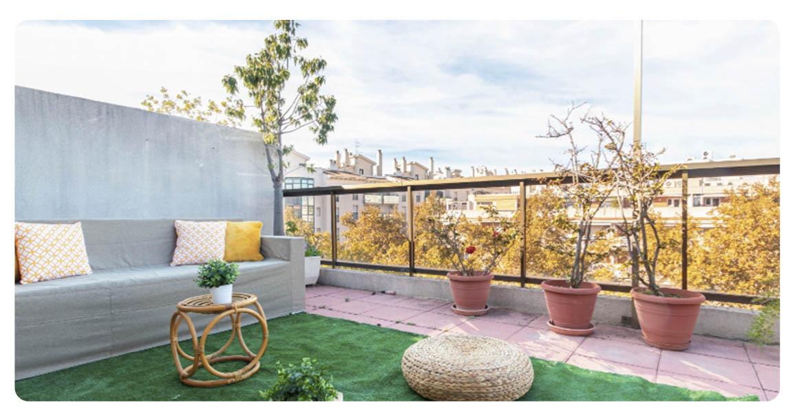 acheter appartement atico tarragone terrasse 2