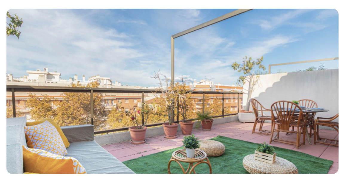 acheter appartement atico tarragone terrasse 3