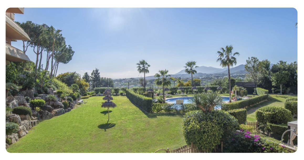 acheter appartement grand marbella jardin