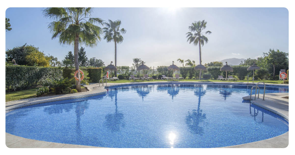 acheter appartement grand marbella piscine