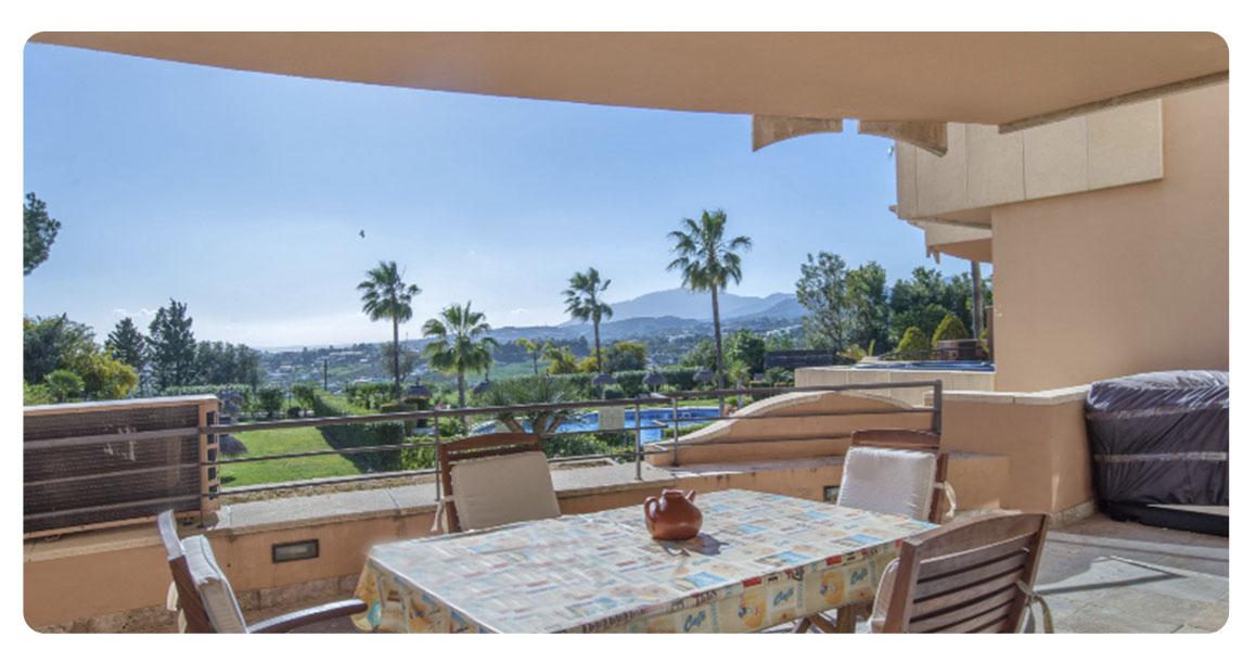 acheter appartement grand marbella terrasse
