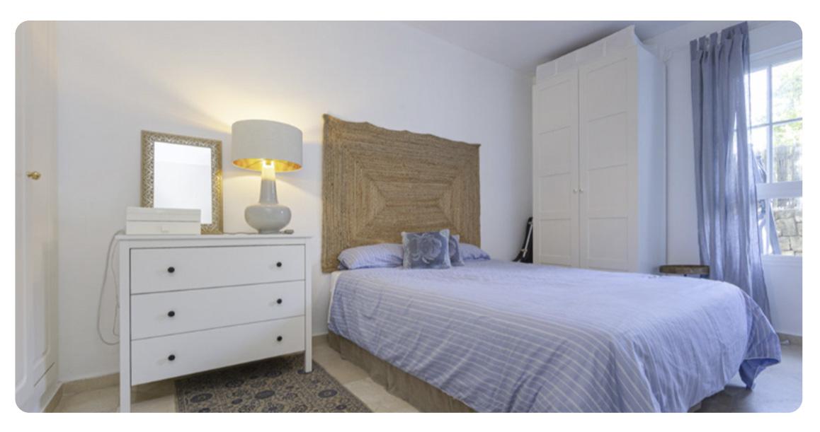 acheter appartement marbella chambre
