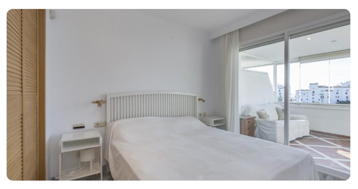 acheter appartement puerto banus marbella chambre