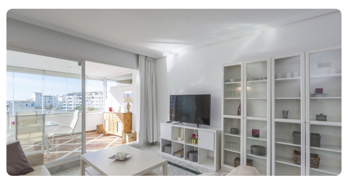 acheter appartement puerto banus marbella salon 2