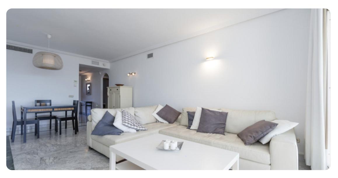 acheter appartement puerto banus marbella salon