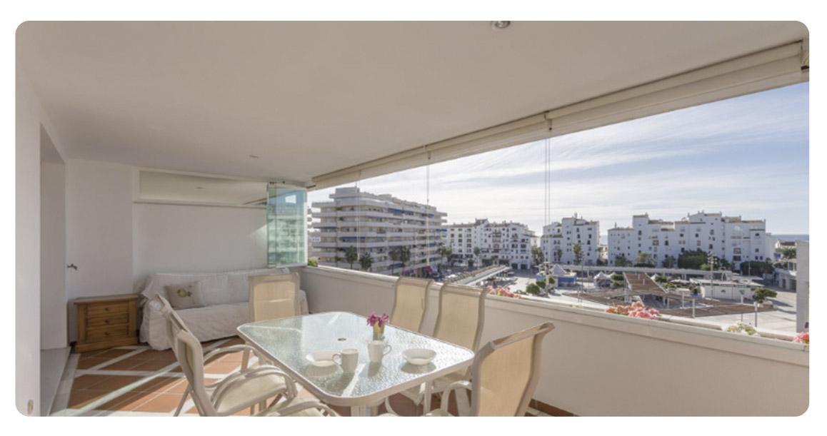 acheter appartement puerto banus marbella terrasse 2