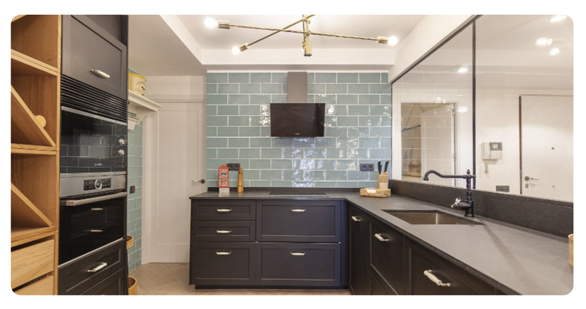 acheter appartement tarragone nou eixample nord cuisine