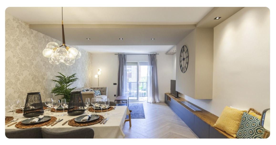acheter appartement tarragone nou eixample nord salle a manger 2