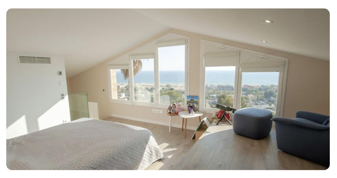 acheter maison castelldefels bellamar chambre vue