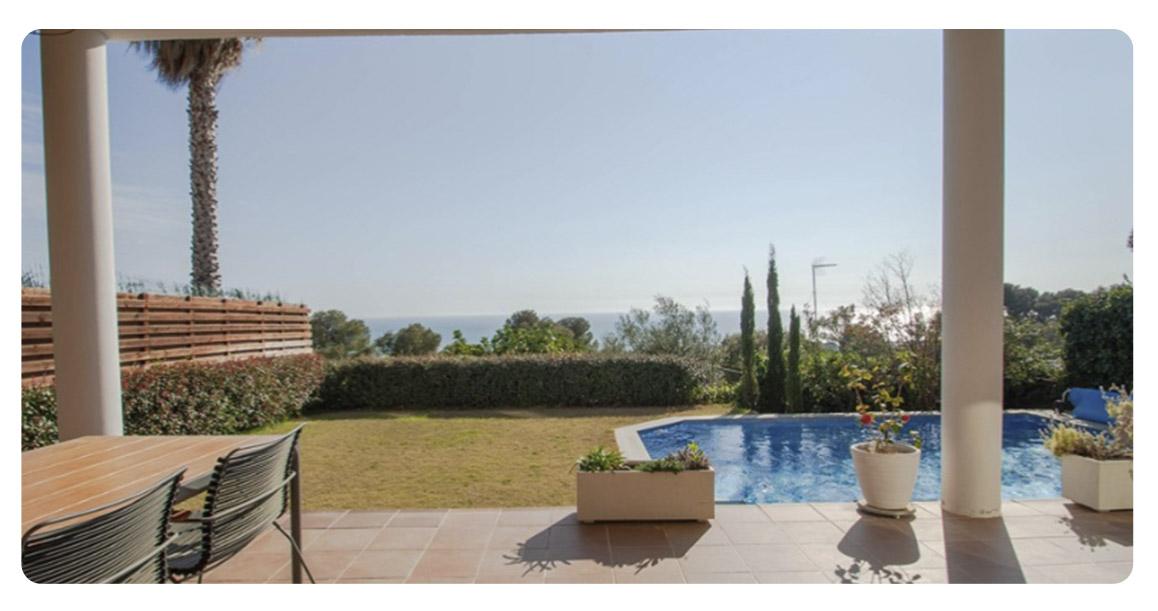 acheter maison castelldefels bellamar jardin