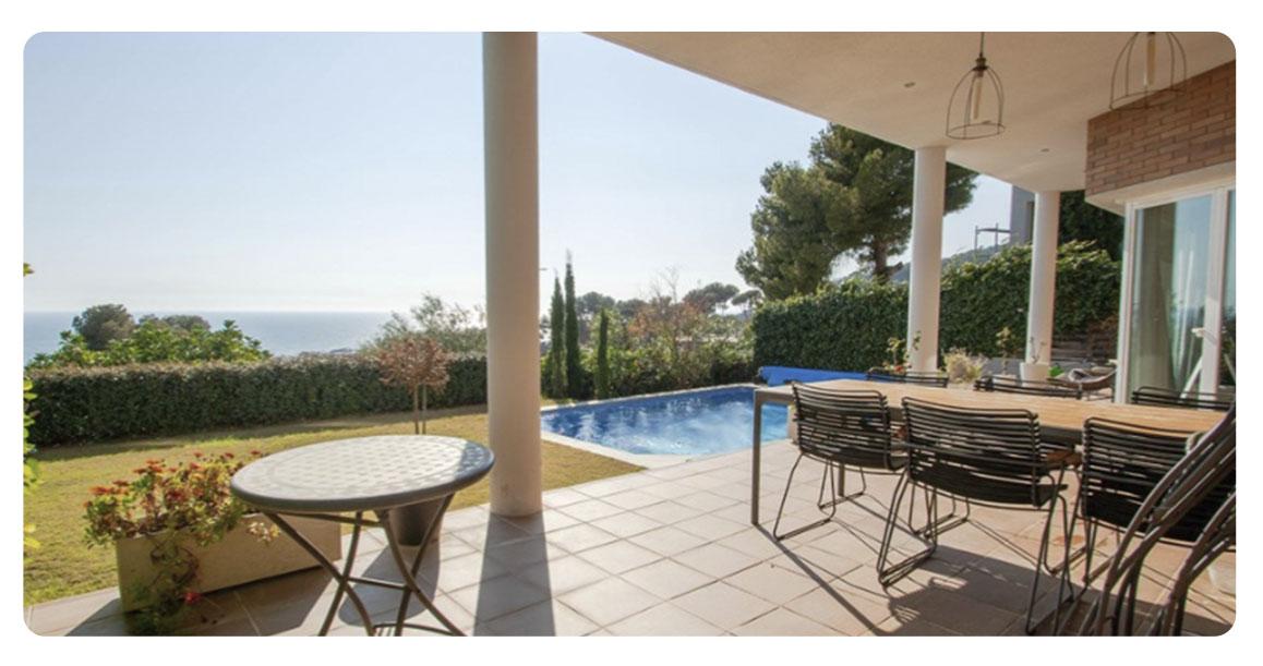 acheter maison castelldefels bellamar terrasse