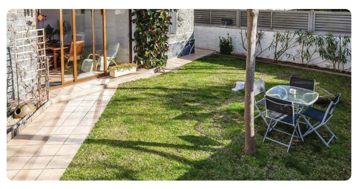 acheter maison castelldefels montmar jardin