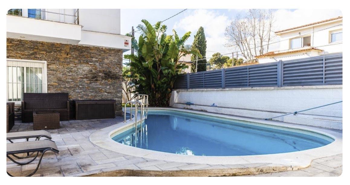 acheter maison castelldefels montmar piscine