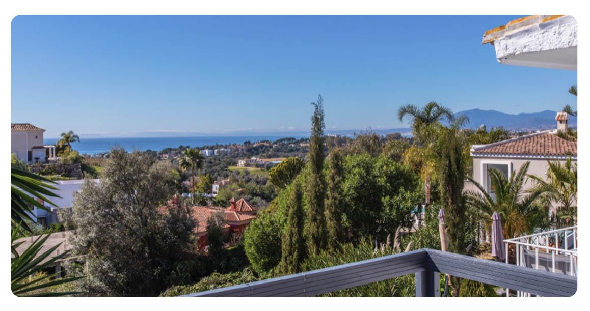 acheter maison marbella el rosario balcon vue