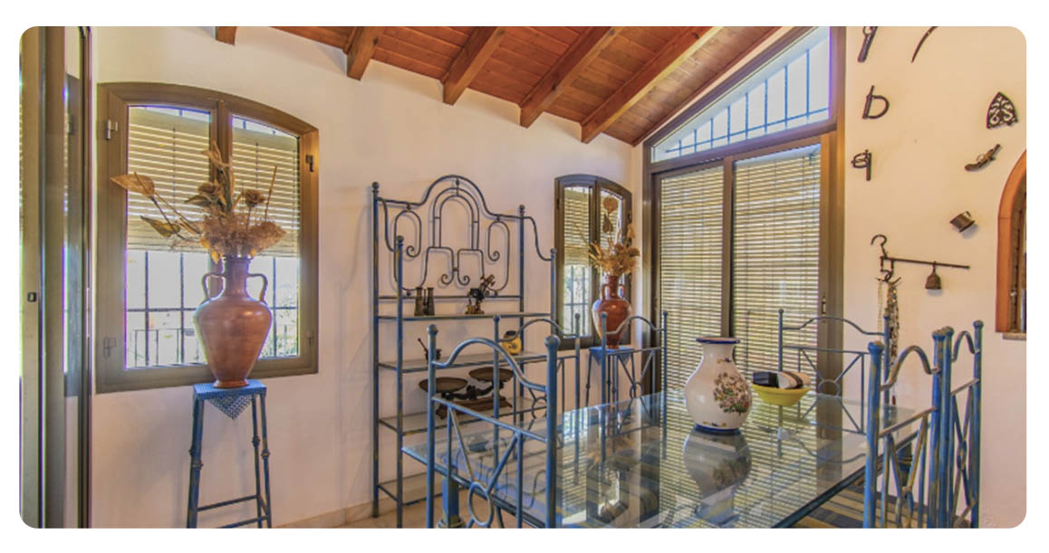 acheter maison marbella las cancelas terrasse