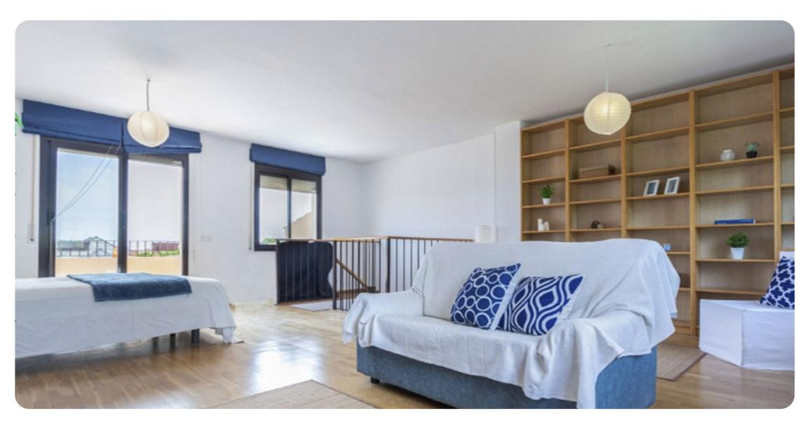 acheter maison mitoyenne tarragone chambre