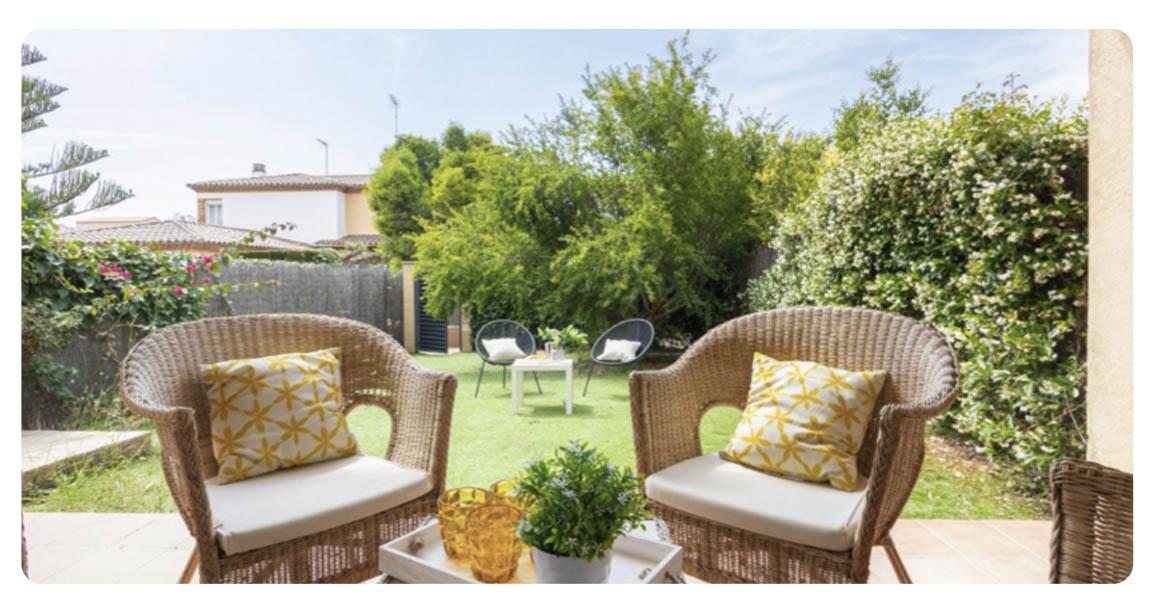 acheter maison mitoyenne tarragone jardin