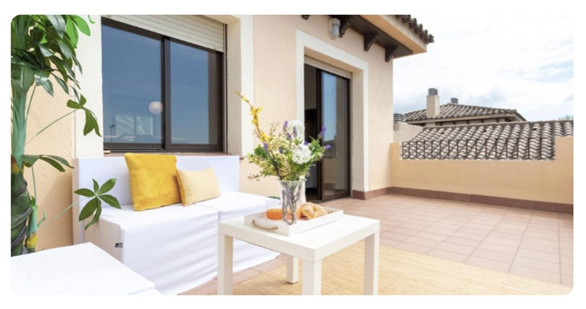 acheter maison mitoyenne tarragone terrasse 2