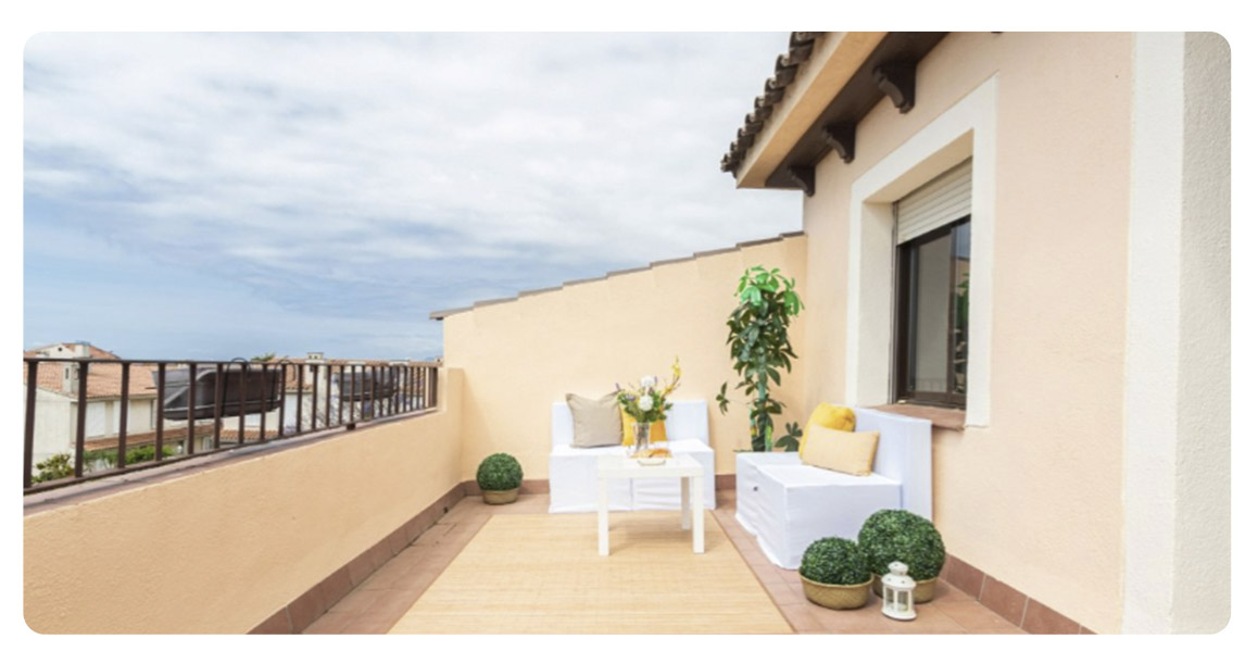 acheter maison mitoyenne tarragone terrasse