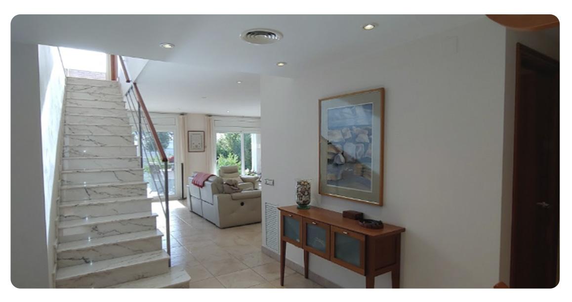 acheter maison tarragone commune la llosa escaliers