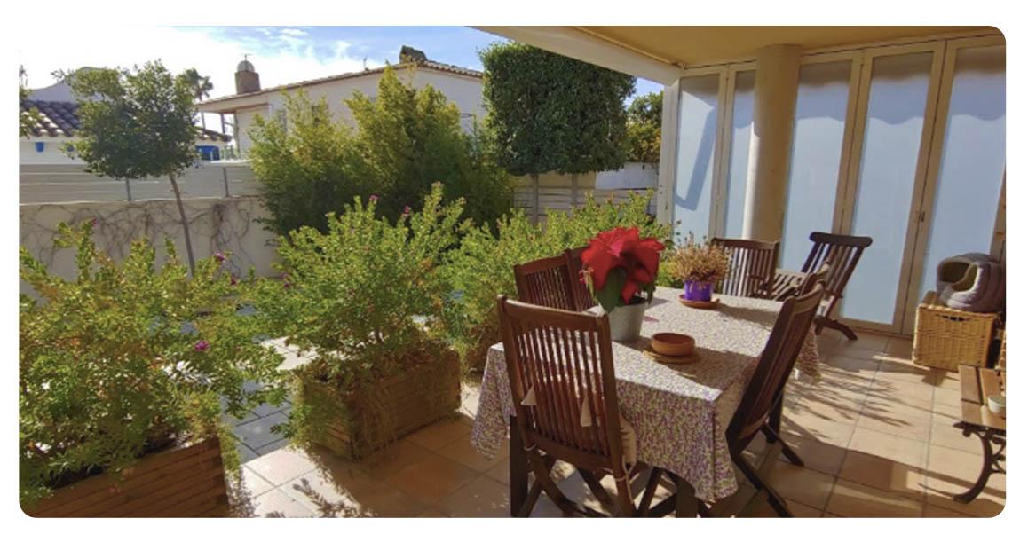 acheter maison tarragone commune la llosa terrasse