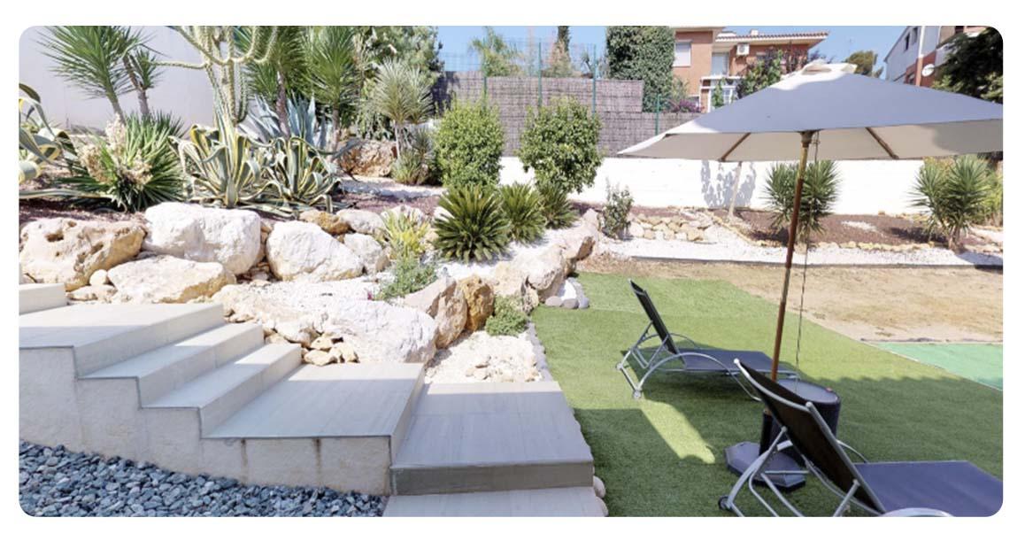 acheter maison tarragone llevant jardin