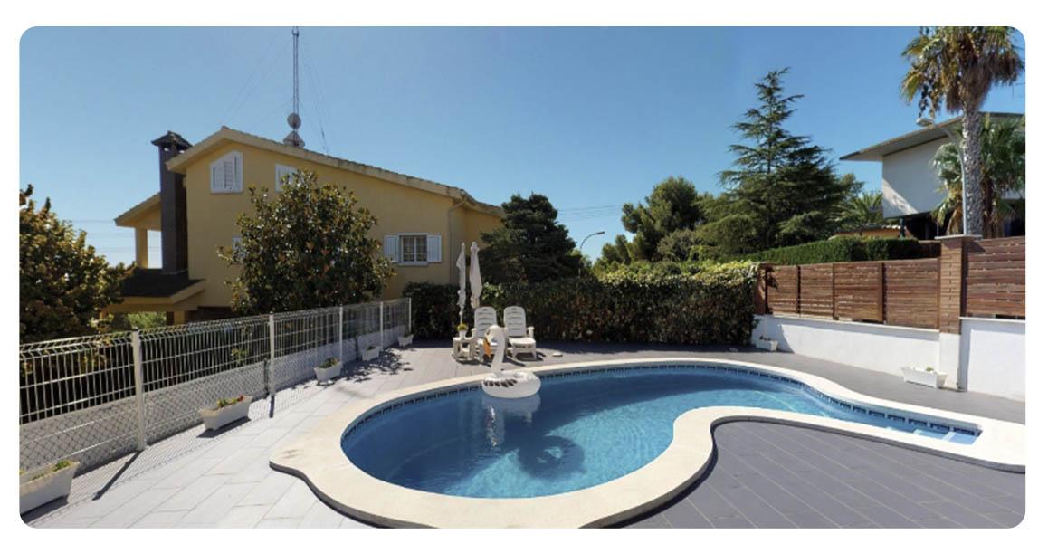 acheter maison villa castelldefels piscine