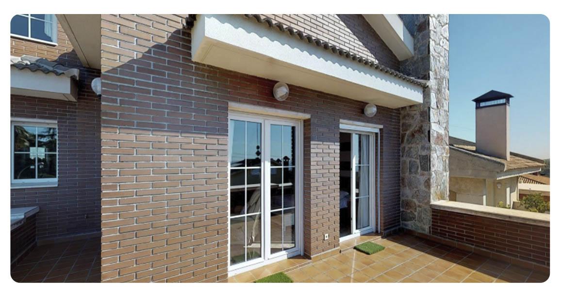 acheter maison villa castelldefels terrasse