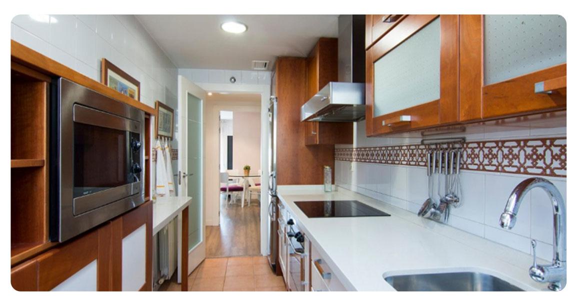 acheter appartement grenade atico cuisine