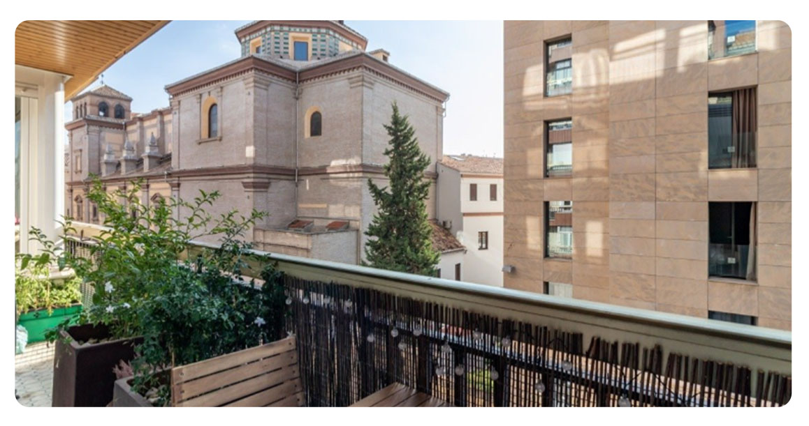 acheter appartement grenade centre balcon