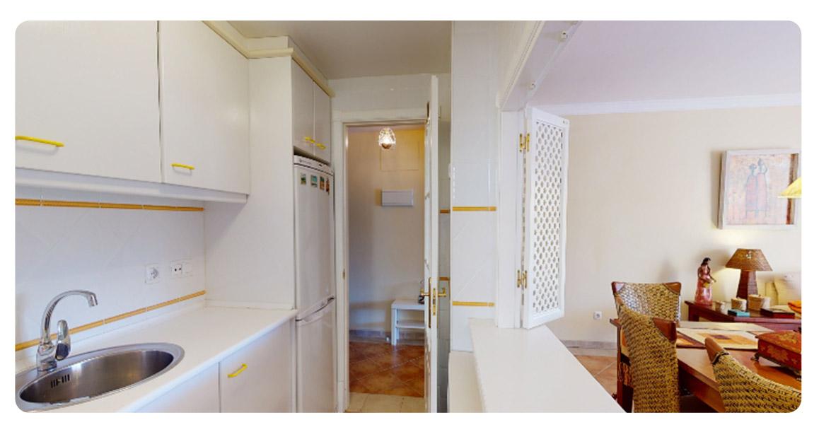 acheter appartement huelva isla canela cuisine