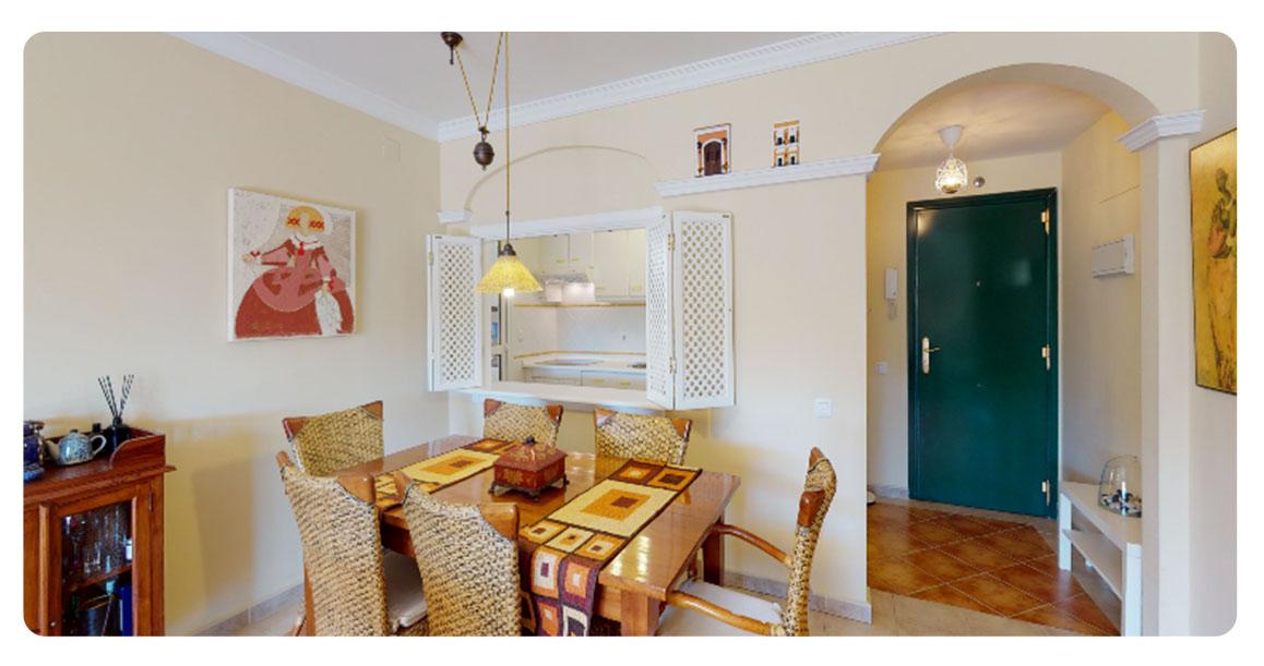 acheter appartement huelva isla canela salle a manger