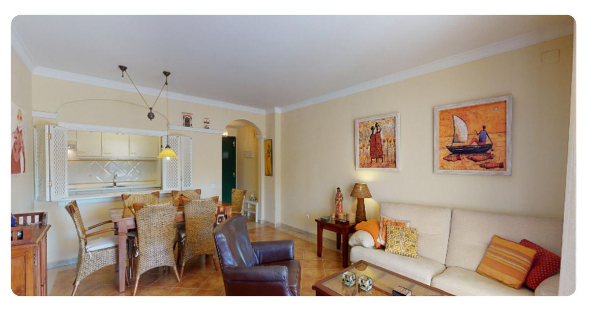 acheter appartement huelva isla canela salon