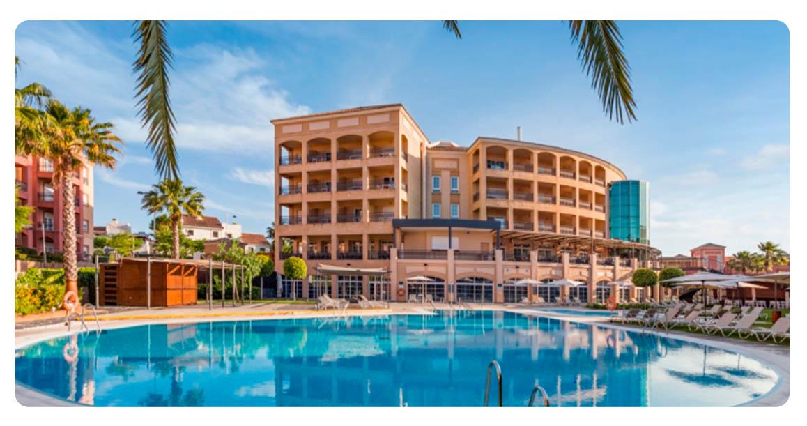 acheter appartement huelva islantilla piscine vue 1