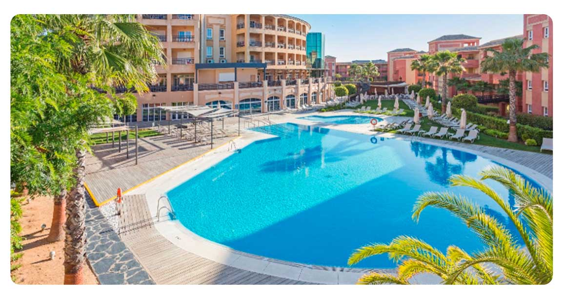 acheter appartement huelva islantilla piscine