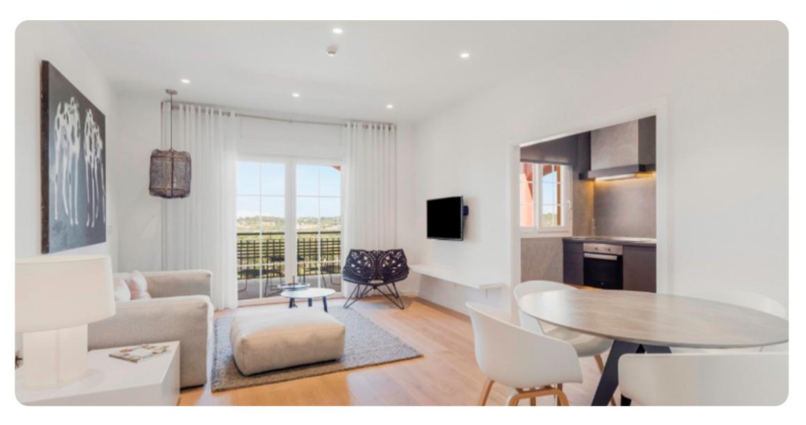 acheter appartement huelva islantilla salon 2