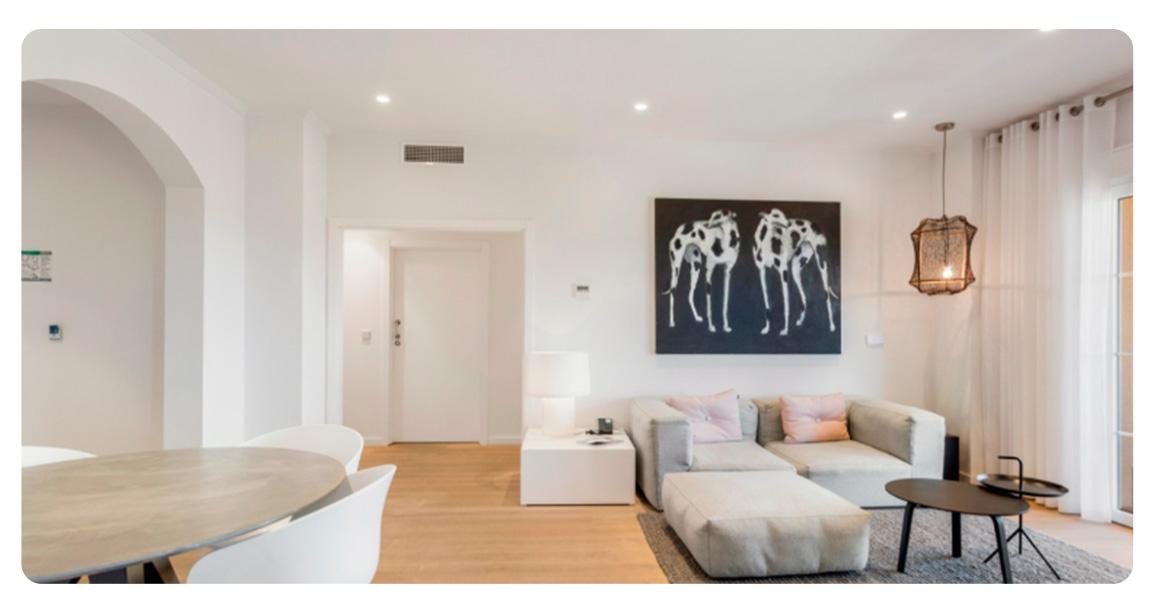 acheter appartement huelva islantilla salon