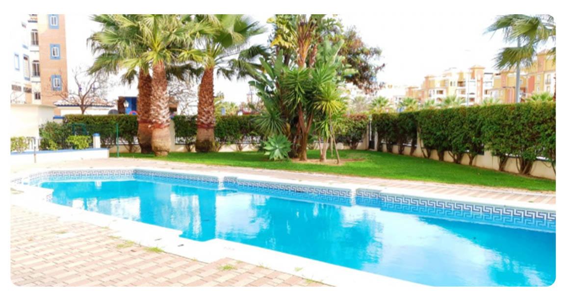 acheter appartement huelva punta del moral piscine