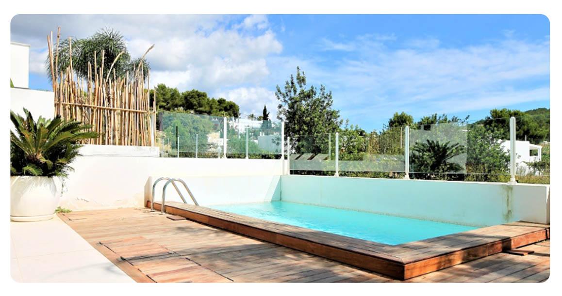 acheter appartement ibiza plage talamanca piscine