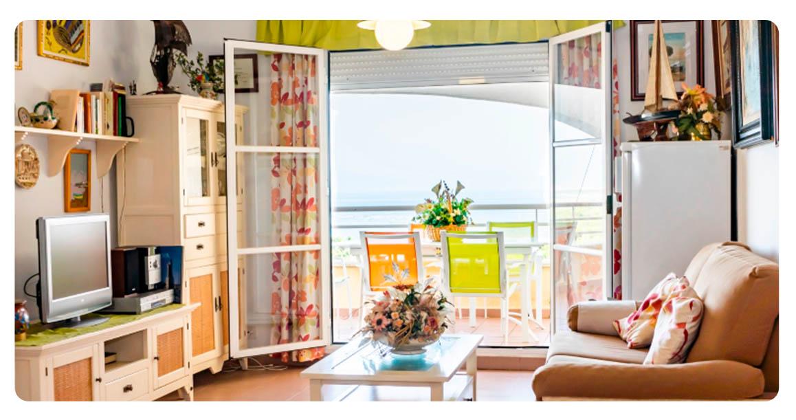 acheter appartement penthouse huelva punta umbria salon vue