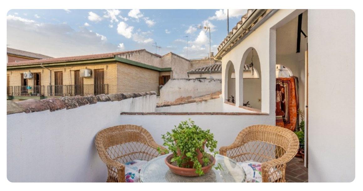 acheter maison atypique grenade centre terrasse