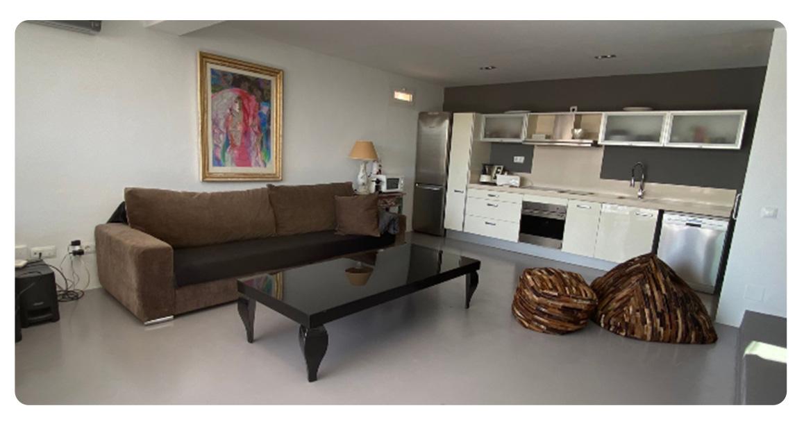 acheter maison duplex ibiza jesus salon