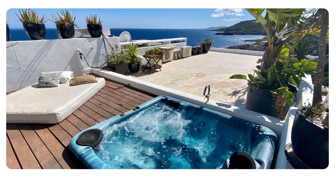 acheter maison duplex ibiza jesus terrasse