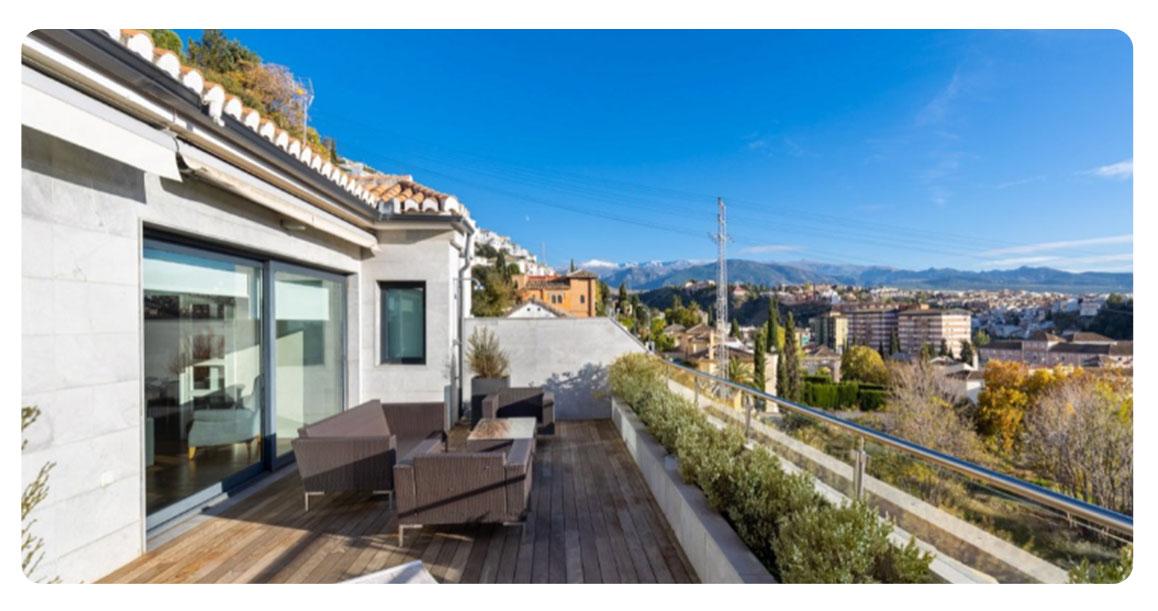 acheter maison grande grenade centre terrasse 2