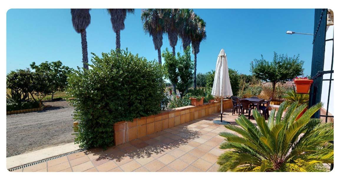 acheter maison grande huelva terrasse 2
