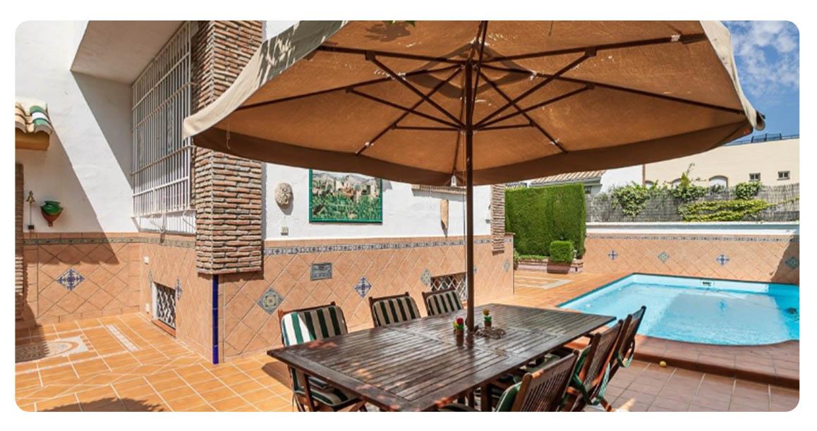 acheter maison grenade cervantes terrasse 2